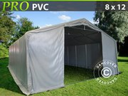 Storage shelter PRO 8x12x4, 4m PVC