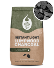 Top-QualityInstant Light Charcoal - Green Olive Firewood Co